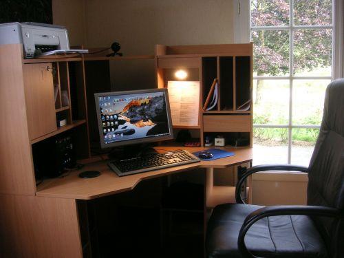 Work Space Desk